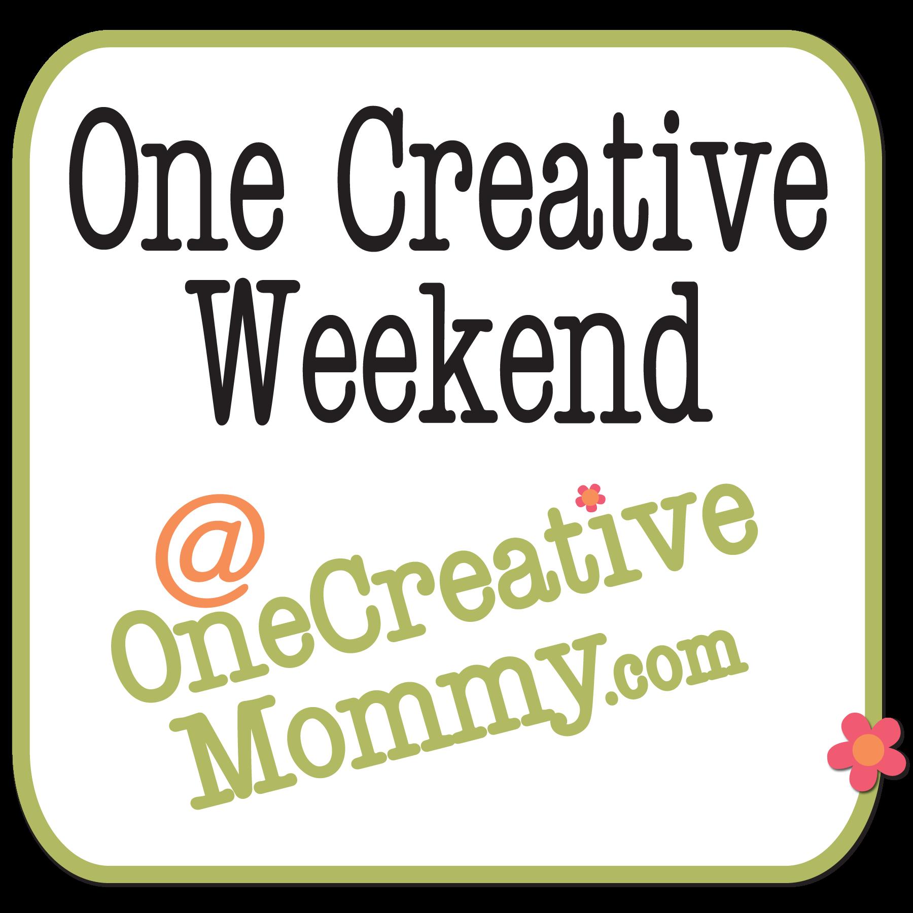 One Creative Weekend #33