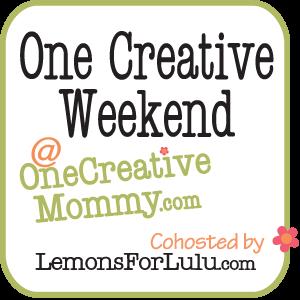 One Creative Weekend #30