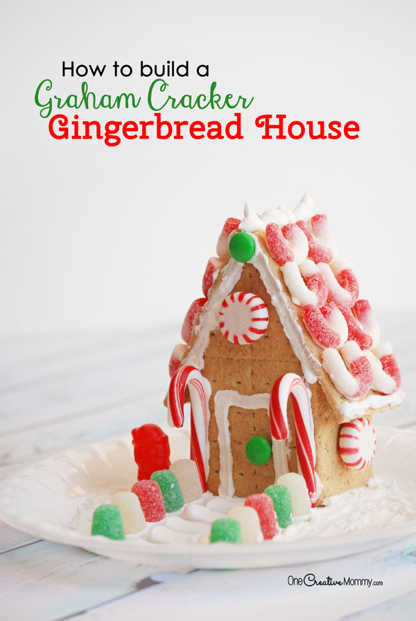 The Holiday season is in full swing and so aren't all the festive parties that go along with it! I for one can not go through a Christmas season without hosting a Gingerbread House Decorating Party for .